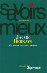 Jacob Bernays. Un homme entre deux mondes