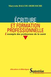 Écriture et formation professionnelle
