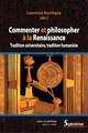 Philosophie humaniste et commentaires universitaires. La question de la contemplation dans les Opuscula moralia d'Agostino Nifo