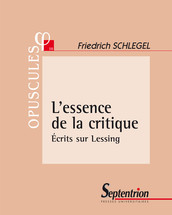 L'essence de la critique