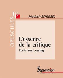 L'essence de la critique
