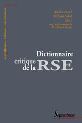 Dictionnaire critique de la RSE