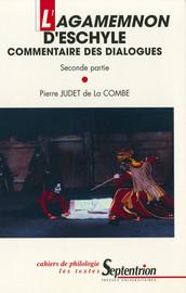 L'Agamemnon d'Eschyle