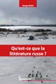 Introduction. La littérature russe et nous