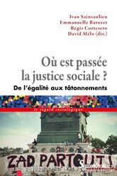 Où est passée la justice sociale?