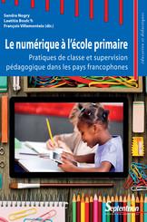 Le numérique à l'école primaire