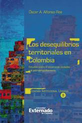 Los desequilibrios territoriales en Colombia