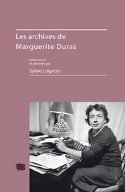 Les archives de Marguerite Duras