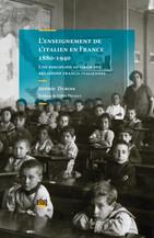 L'enseignement de l'italien en France (1880-1940)