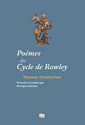 Poèmes du Cycle de Rowley