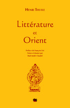 Littérature et Orient