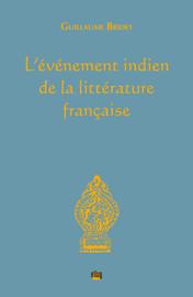 L'événement indien de la littérature française