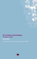 De la Poésie-Scientifique & autres écrits