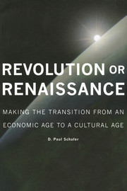 6. Foundations for a Cultural Age