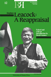 Stephen Leacock, Economist: An Owl Among the Parrots