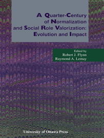 11. Normalization and residential services: The Vermont studies1